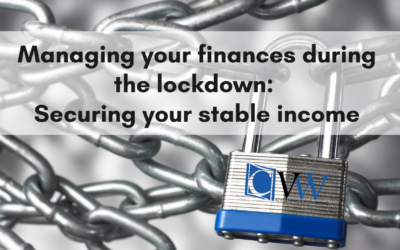 Managing your finances during the lockdown: Securing your stable income