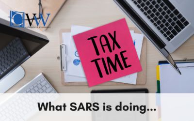 What SARS is doing…