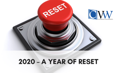 2020 – A YEAR OF RESET