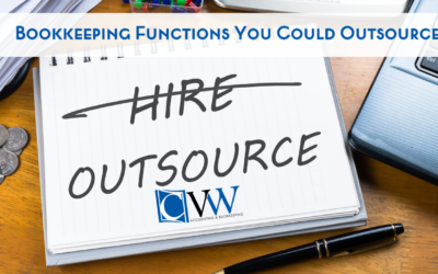 Bookkeeping Functions You Could Outsource