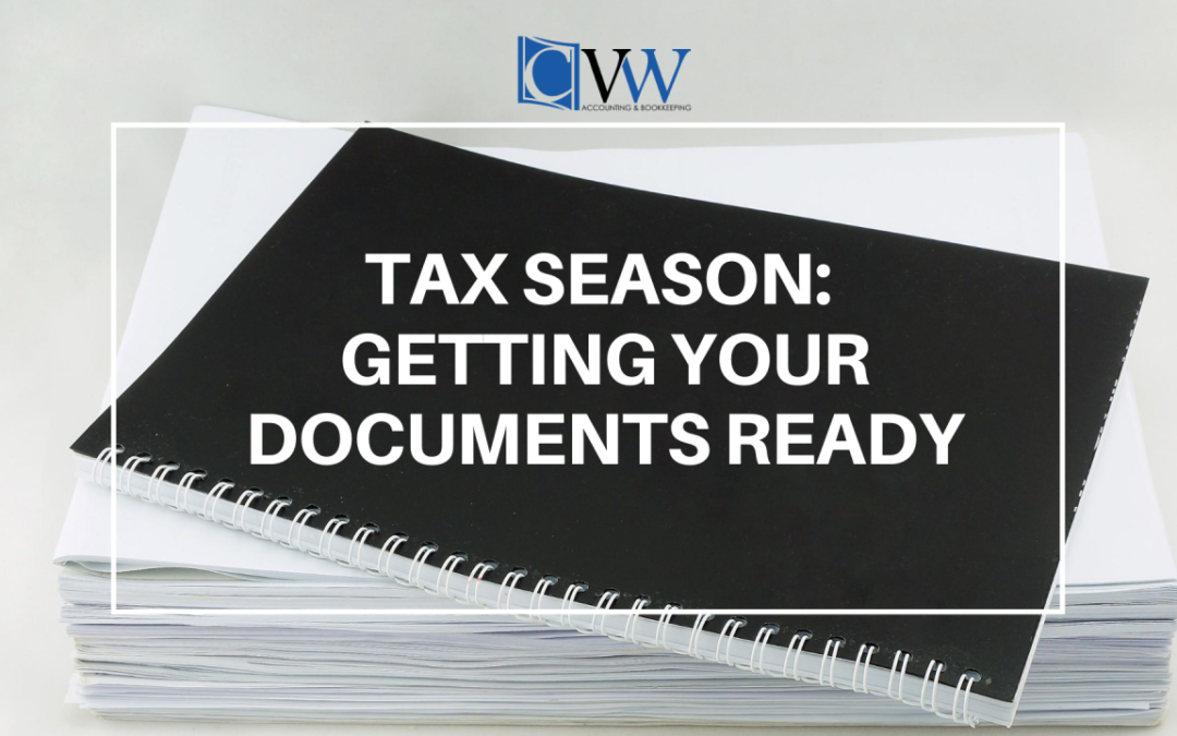 Tax Season: Getting your documents ready