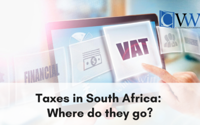 Taxes in South Africa: Where do they go?