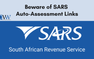 Beware of SARS Auto-Assessment Links